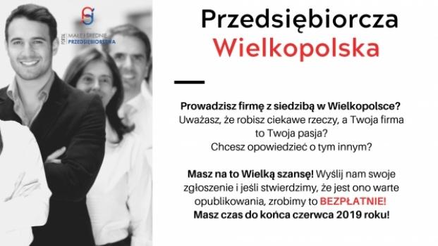 Przedsiębiorcza Wielkopolska - daj się poznać:)